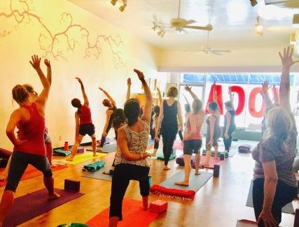 glendale yoga class